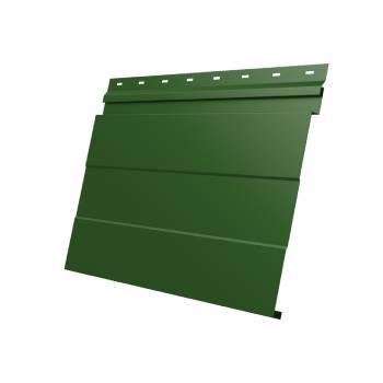 Фасадная панель 0,45 PE-foil RAL 6002 лиственно-зеленый