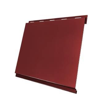 Вертикаль 0,2 classic 0,45 PE с пленкой RAL 3009 оксидно-красный