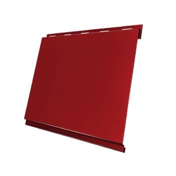 Вертикаль 0,2 classic 0,5 Satin с пленкой RAL 3011 коричнево-красный