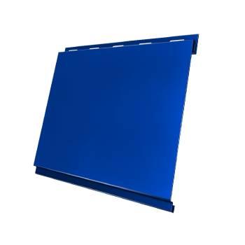 Вертикаль 0,2 classic 0,5 Satin с пленкой RAL 5005 сигнальный синий