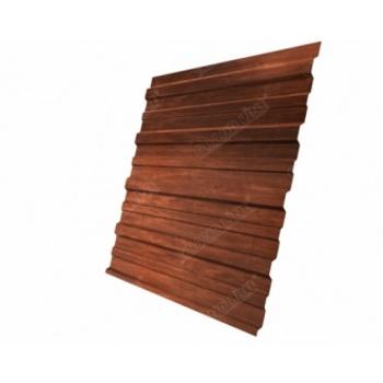 Профнастил С10A 0,45 Cherry Wood