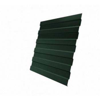 Профнастил С8А RR 11 темно-зеленый
