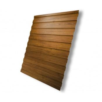Профнастил С8А Golden Wood