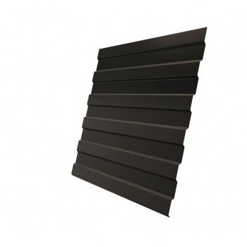 Профнастил С8А RR 32 темно-коричневый