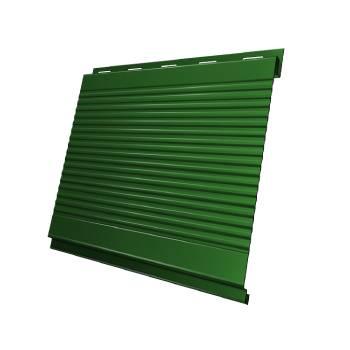 Вертикаль 0,2 gofr 0,45 PE с пленкой RAL 6002 лиственно-зеленый