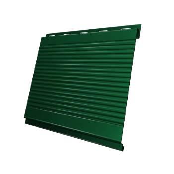 Вертикаль 0,2 gofr 0,45 PE с пленкой RAL 6005 зеленый мох