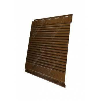 Вертикаль 0,2 gofr 0,45 Print Elite с пленкой Antique Wood