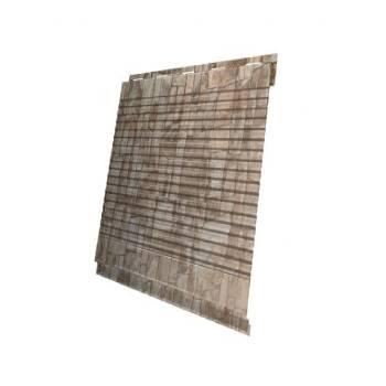Вертикаль 0,2 gofr 0,45 Print Elite с пленкой Fine Stone