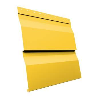 Корабельная Доска XL 0,45 PE RAL 1018 цинково-желтый