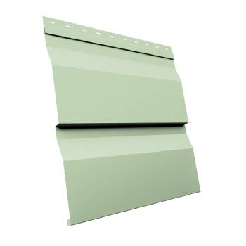 Корабельная Доска XL 0,45 PE RAL 6019 бело-зеленый