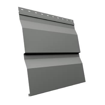 Корабельная Доска XL 0,45 PE RAL 7005 мышино-серый