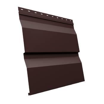 Корабельная Доска XL 0,5 GreenCoat Pural BT, matt RR 887 шоколадно-коричневый