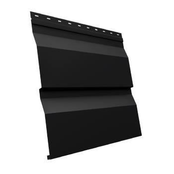 Корабельная Доска XL 0,5 Quarzit lite RAL 9005 черный