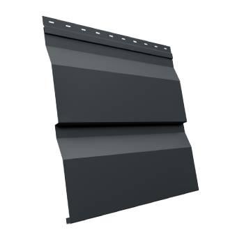 Корабельная Доска XL 0,5 Rooftop Matte RAL 7016 антрацитово-серый