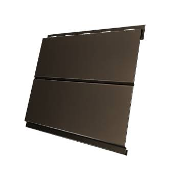 Вертикаль 0,2 Grand Line line 0,5 Quarzit lite с пленкой RR 32 темно-коричневый