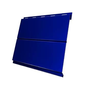 Вертикаль 0,2 line 0,45 PE с пленкой RAL 5002 ультрамариново-синий