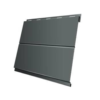 Вертикаль 0,2 line 0,45 PE с пленкой RAL 7005 мышино-серый