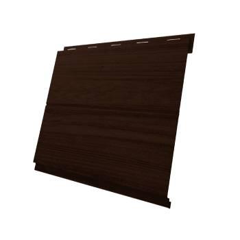 Вертикаль 0,2 line 0,45 Print Elite с пленкой Choco Wood