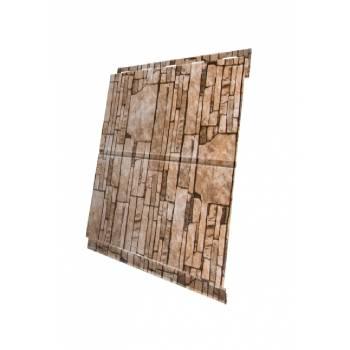 Вертикаль 0,2 line 0,45 Print Elite с пленкой Sand Stone