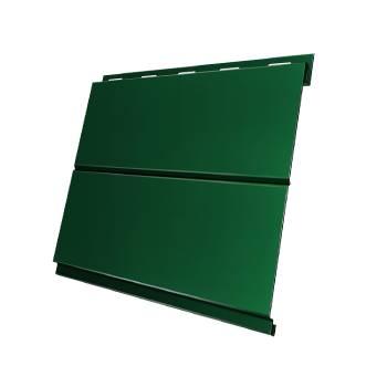Вертикаль 0,2 line 0,5 Satin с пленкой RAL 6005 зеленый мох