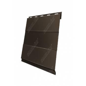 Вертикаль 0,2 prof 0,45 Drap с пленкой RR 32 темно-коричневый