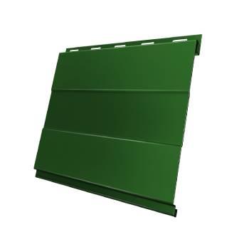 Вертикаль 0,2 prof 0,45 PE с пленкой RAL 6002 лиственно-зеленый