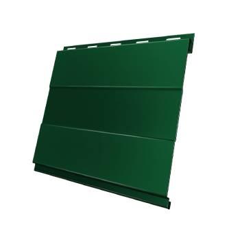 Вертикаль 0,2 prof 0,5 Satin с пленкой RAL 6005 зеленый мох